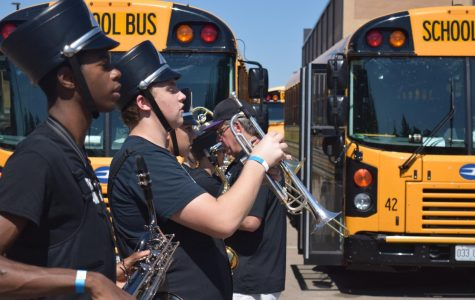 Day In The Life Of Marching Band: Farmington Competition [Photo Essay]