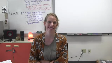 Staff, Students Share Family Holiday Memories [Video]