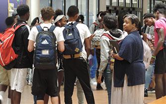 Freshmen, Seniors Set Similar High School Goals