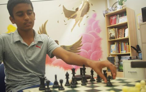 Freshman Asish Panda Places Sixth In Chess Championship