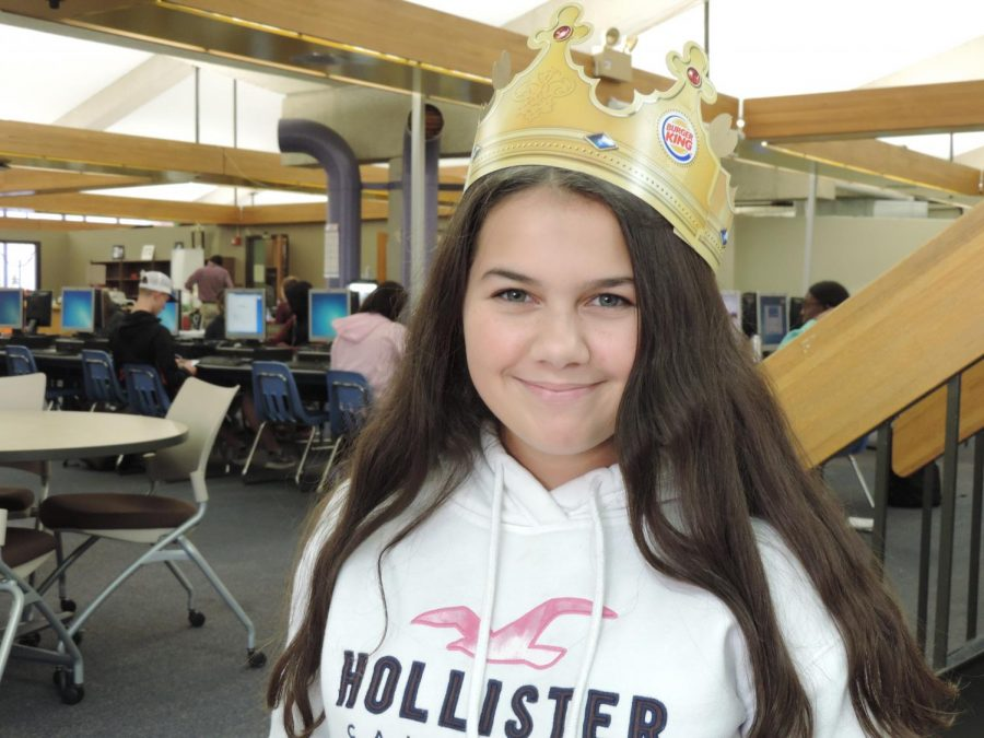 Freshman Class Show Uniqueness With Monthly Crown Tradition