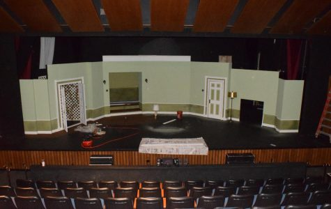 PNH Theater Department Prepare for Fall Play, Bloody Murder