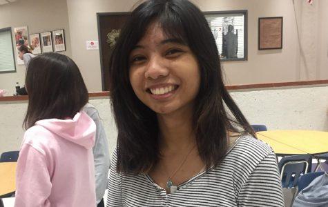 Meet Senior Erica Villamayor