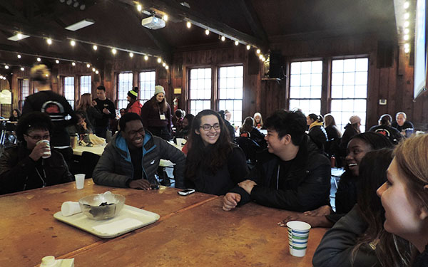Junior Peer Teachers Learn Lessons, Bond At Retreat
