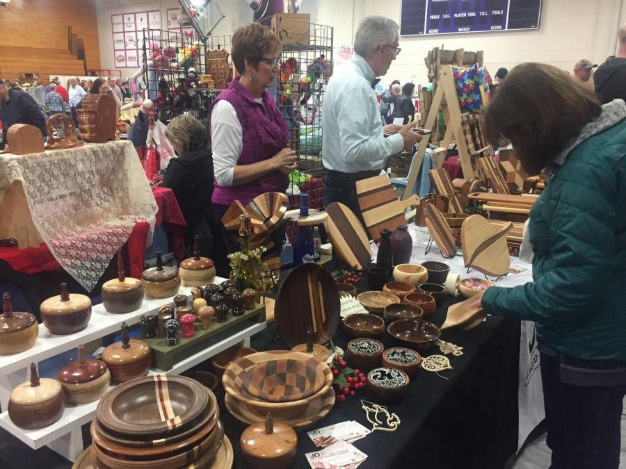 Band Program Holds Annual Craft Fair To Raise Funds