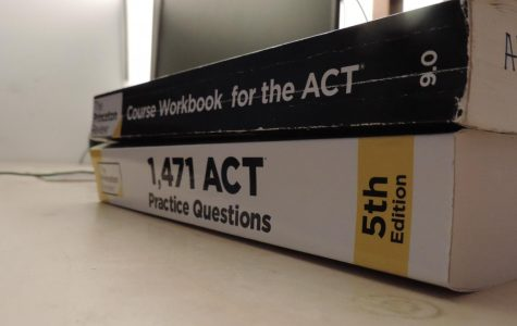 Students Begin Early Prep For April ACT