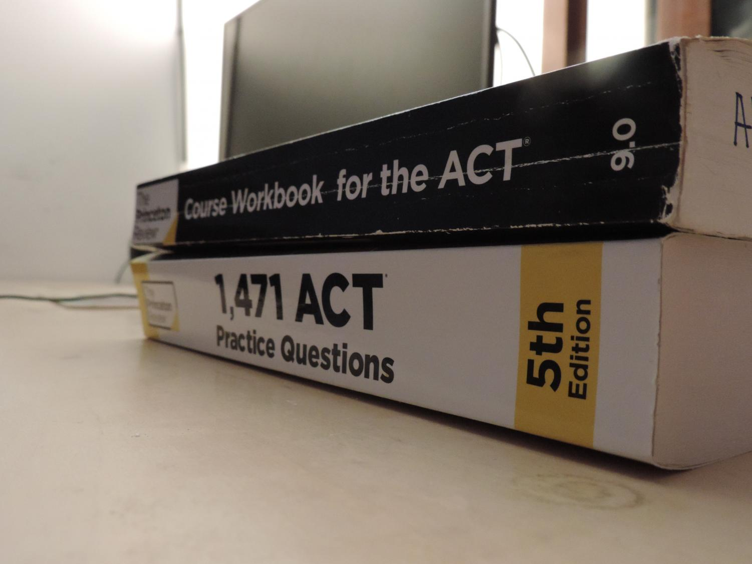"The importance of the ACT prompts many students to vary their prep material.  ""The best thing you can do is take practice tests - several of them,"" Said Banashek-Twist."