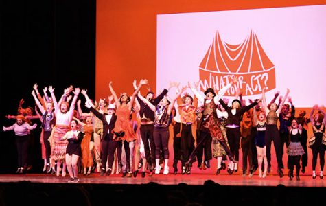 Thespian Students Unite At Annual State Conference