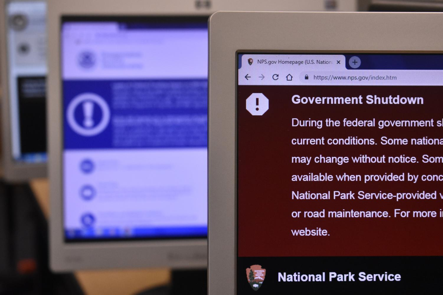 "The government shutdown has occurred after the President and Congress have not been able to agree on a budget for the distribution of federal funds. Even certain federal websites have not been updated since the shutdown. ""It shows to me that one of our basic principles of democracy, compromise, is lacking,"" said Decaro."