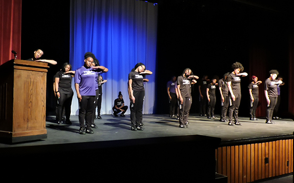 Students Share Heritage Through Black History Celebration