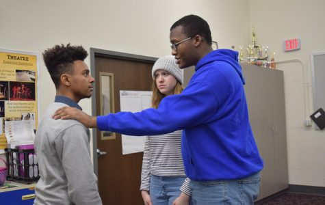 Theater Department Prepares for Spring Production of Our Town
