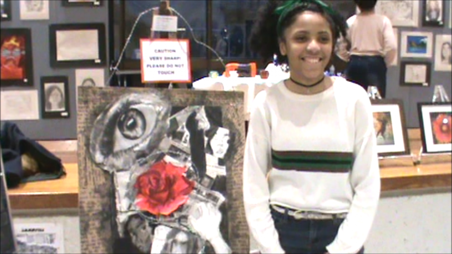Students Showcase Talent In Regional Art Show
