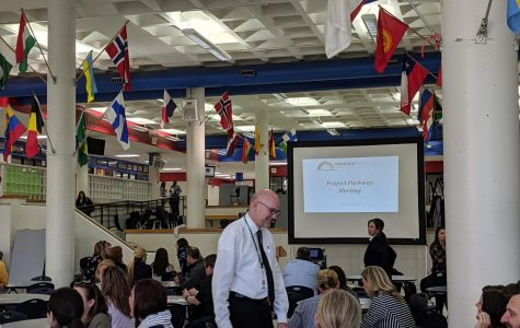 Project Parkway Meeting Introduces Personalized Learning As Future Teaching Style