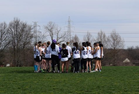 Junior Varsity Lacrosse Kicks Off Season V.S. Oakville