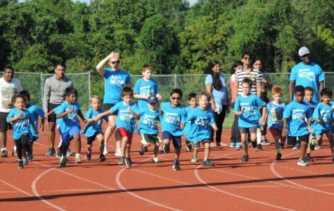 North Hosts Annual Mckelvey Fun Run
