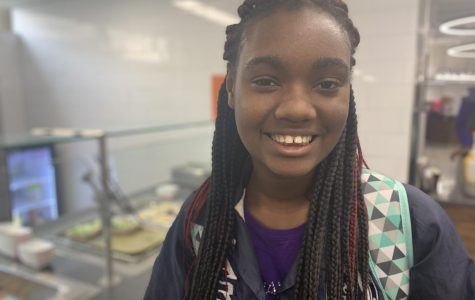 Meet Sophomore LaShea Shelton