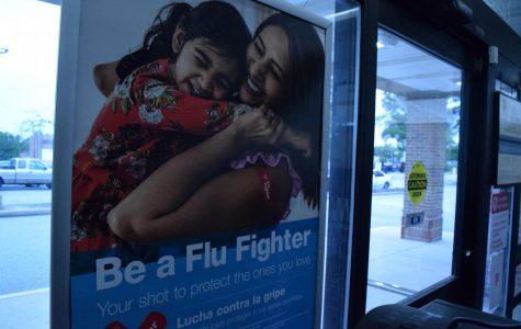 Students Prepare for a Severe Flu Season