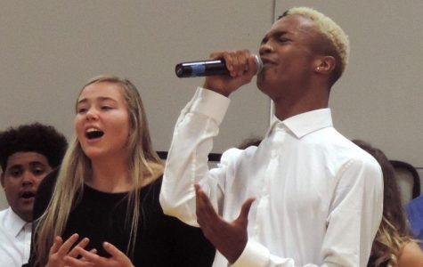 North's Choir Classes Perform at Annual Fall Concert