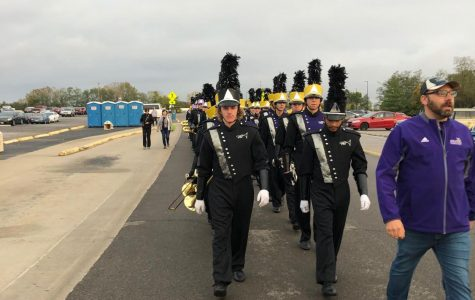 PNH Band Ends Season Second in Division Preliminaries at Mizzou Competition