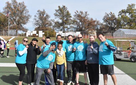 Champs Win Kickball Tournament