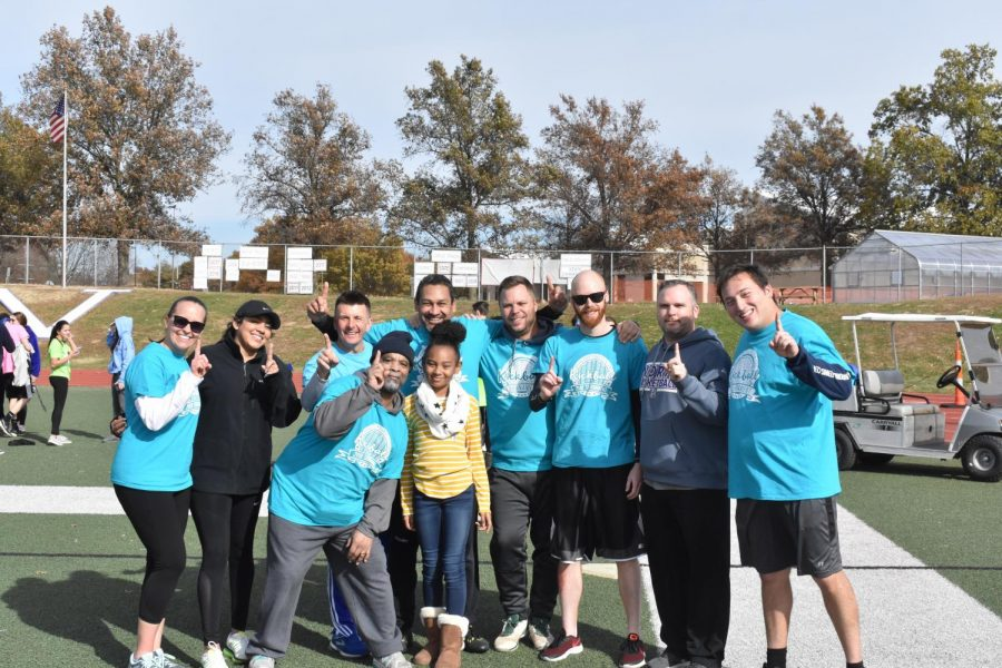 Champs Win Kickball Tournament