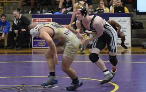 Boys Wrestling Competes in Affton Meet