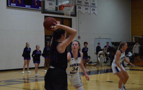 Varsity Girls Basketball Wins Game Against Fort Zumwalt West