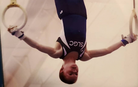 Junior Logan Mosier Discusses Gymnastics Injury