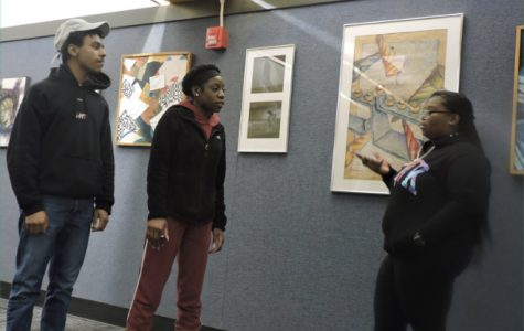 Students Prepare for Black History Production