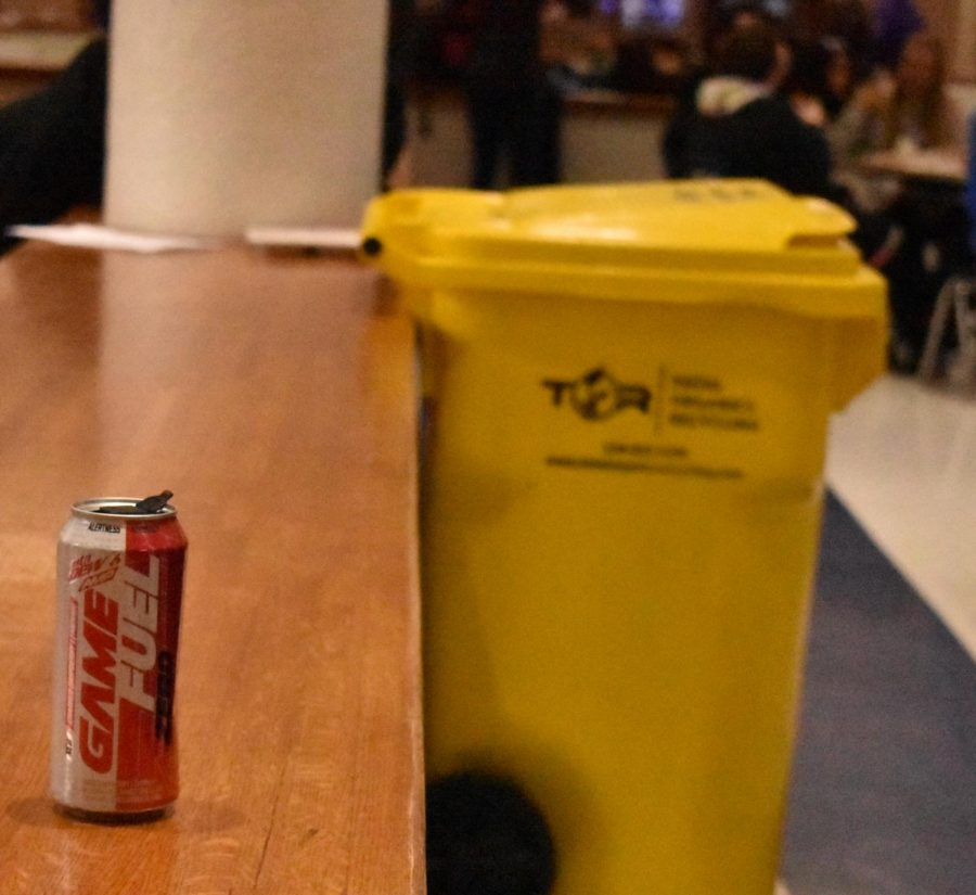 Beginning on Friday Feb. 7, new selections for beverages in the lunchroom were available for students to purchase at the vending machines. Choices such as the highly caffeinated Mountain Dew Game Fuel have been available for students,