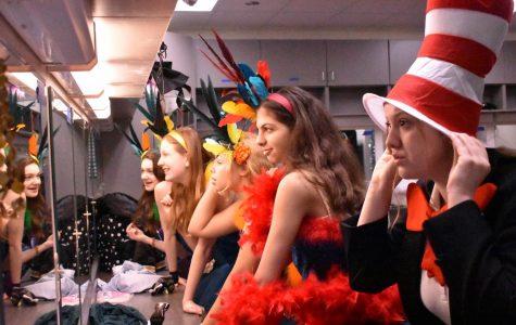 """Seussical"" Cast Crew Make Debut"
