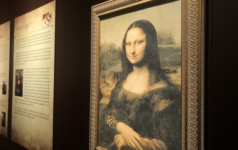 Leonardo Da Vinci was born on April 15, 1452 in Anchiano, Italy. His inventions and notes on art, science, mathematics, engineering, physics and anatomy are all displayed at the exhibition until April 19.