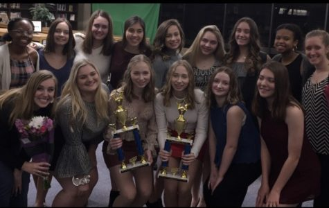 Hard Work Pays Off for Vikettes at State