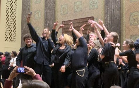 North A Capella Qualifies for ICHSA Midwest Semifinals