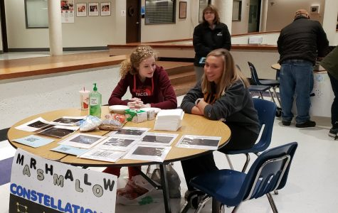 Parkway North Students, Staff, Community Participate in Possibly Last Stargazing Night