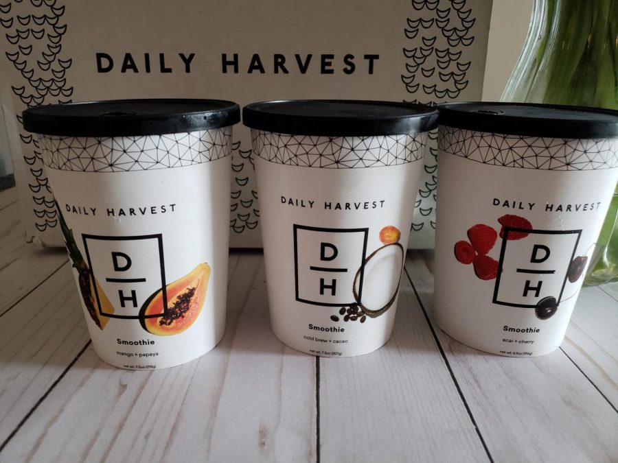 Daily Harveset