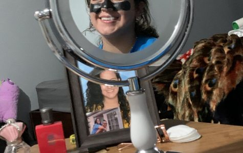 Throughout her years of high school, senior Jacqueline Sierra has found a passion in skincare, making her want to pursue it after graduating. Instead of attending college, she's going to attend beauty school and is looking to become an esthetician later on.