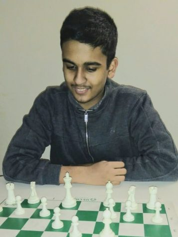 """Chess is a brain game; it improves student's analytic and strategic thinking. So it will be great for my fellow friends and juniors to join my school's chess club and learn chess,"" said junior Aisish Panda, who became an expert of the United States Chess Federation (USCF) in January, obtaining a rating range of 2000."
