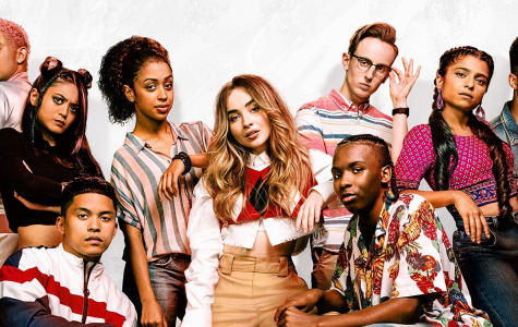 """Actress and singer, Sabrina Carpenter stars as Quinn Ackerman, a determined student who is willing to do anything she can to get into her dream school even if it means competing in a dance competition, in this Netflix original dance comedy """"Work It."""""""