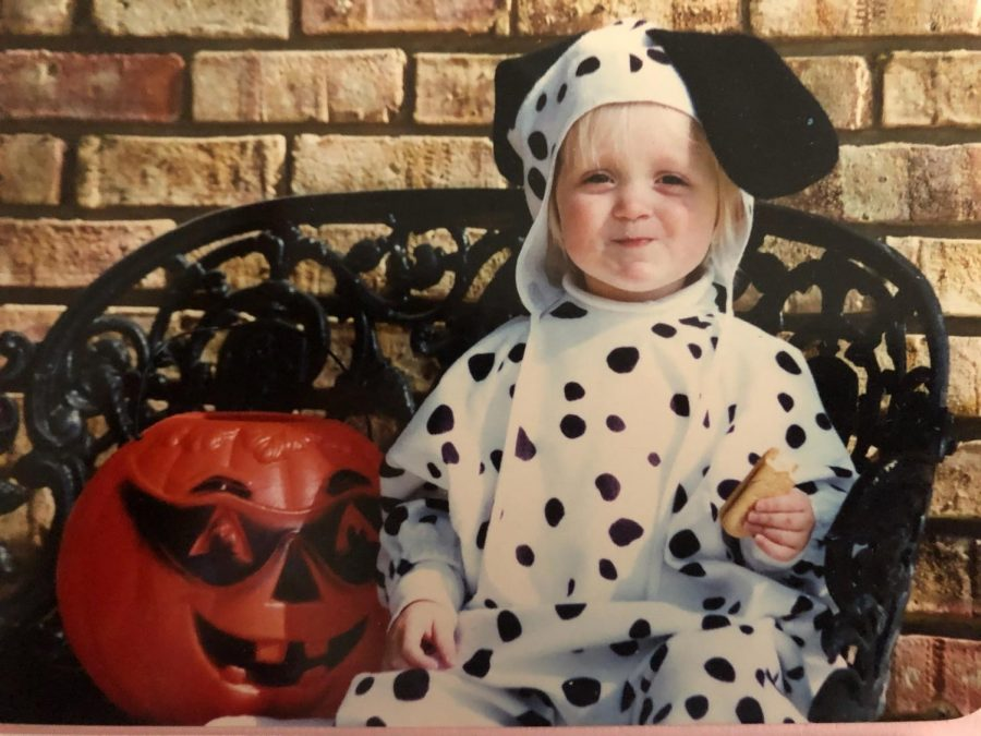 Can You Guess the Teacher From Their Childhood Halloween Costume?