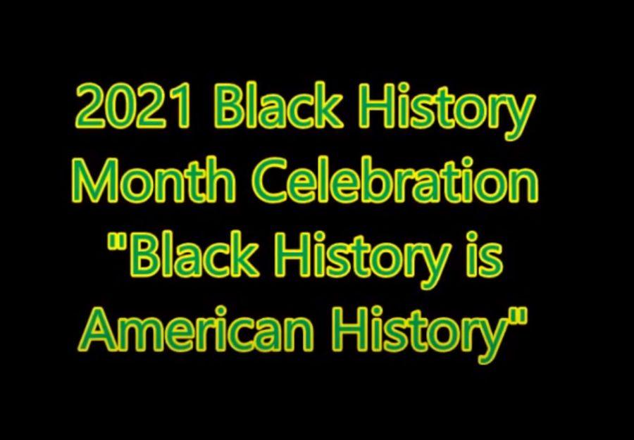 North Celebrates Black History Month