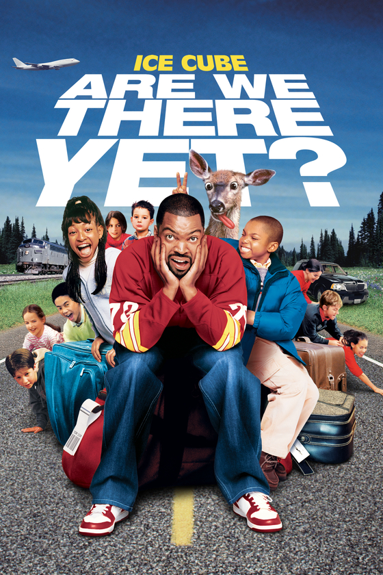 """""""Are We There Yet?"""", directed by Brian Levant, stars Ice Cube, Nia Long, and Aleisha Allen. This movie, along with other  movies that Ice Cube starred in, will be leaving Netflix at the end of February to free up space for new content."""