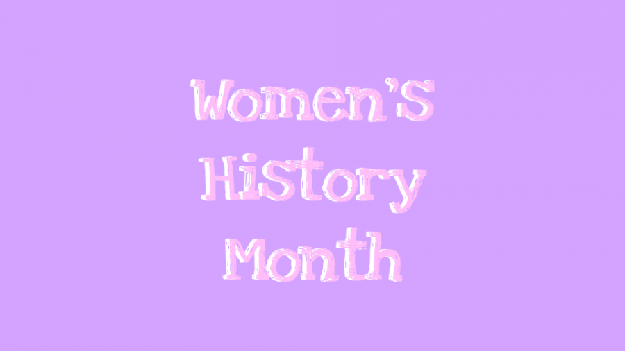 Women's History Month Quiz