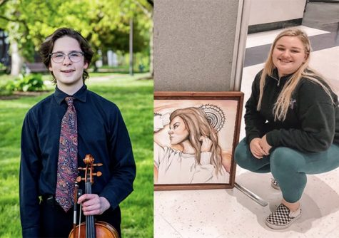 Class of 2021 Shine in Fine Arts