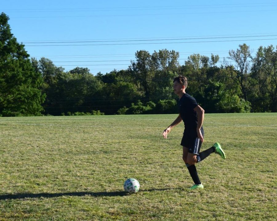 Junior Varsity Soccer Works to Overcome Challenges
