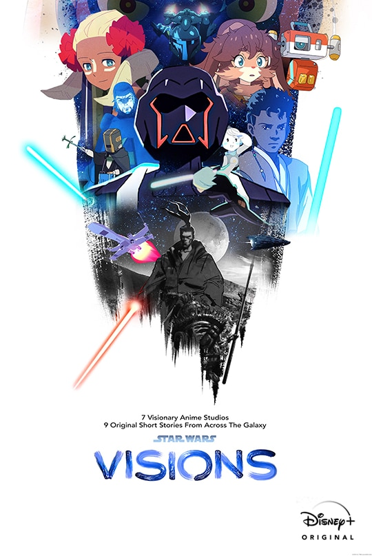 """""""Star Wars Visions"""" Review: A Refreshing Take on the Star Wars Universe"""